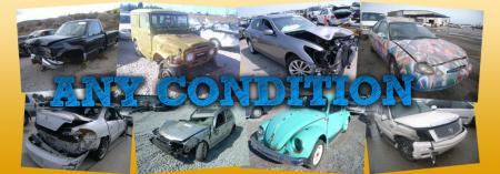 Cash for cars, junkers, and clunkers new or not call us if you would like to sell your car for cash today
