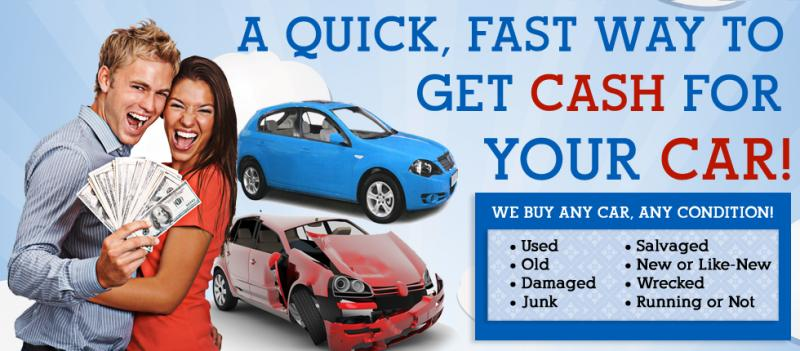 Sell My Car, Cash For Cars Kansas City
