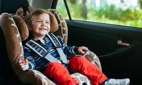 Infant and toddler's car seat safety