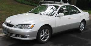 if you drive a lexus es 300 you drive the most ticketed car in America. Be safe it leads to wrecked and damaged vehicles.