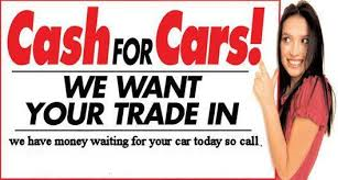 we want your trade in and will pay you cash for your car, truck, van, or motorcycle today